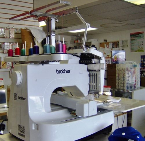 Brother Entrepreneur Pro Pr 1000e Review Sewing Insight