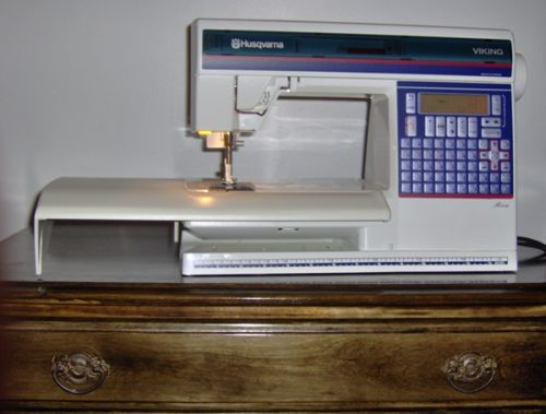 Husqvarna Viking Rose Review Sewing Insight Impressive Sewing Machine Reviews 2012