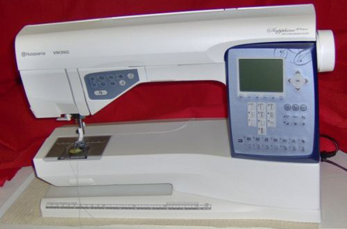 Husqvarna embroidery sewing machine prices