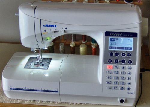 Juki Exceed series Machine