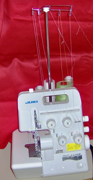 user friendly sewing machine