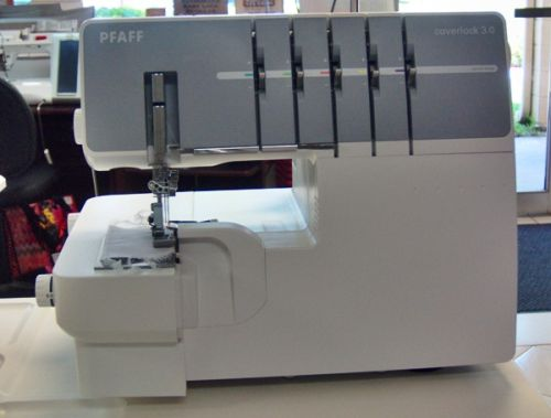 Pfaff Coverlock 3.0, a sleek and efficient serger