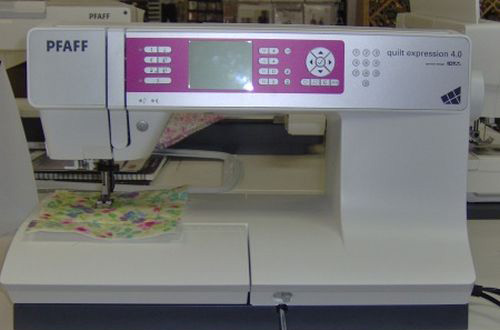 Pfaff Quilt Expression 4 0 Review Sewing Insight