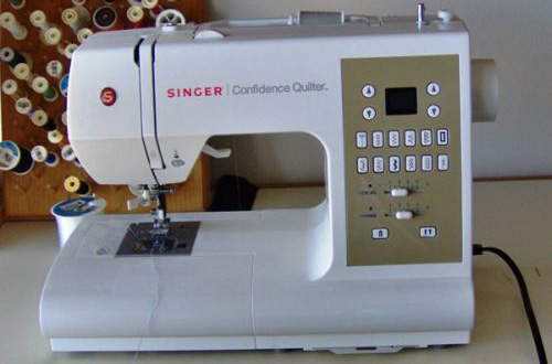 Singer 7469Q Confidence Quilter Review | Sewing Insight : quilting sewing machine reviews - Adamdwight.com
