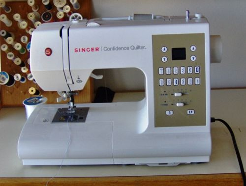 Singer 40Q Confidence Quilter Review Sewing Insight Delectable Singer Quilting Sewing Machine