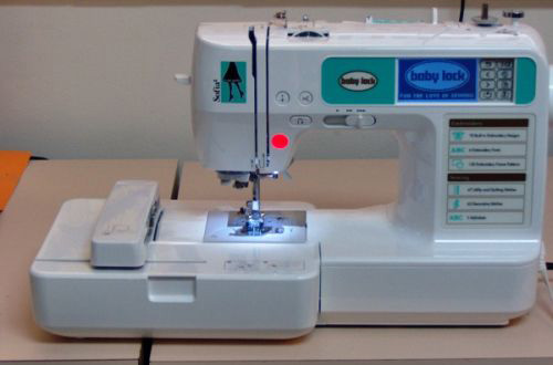 Baby Lock Sofia40 Review Sewing Insight Delectable Baby Lock Sewing Machine Dealers Near Me