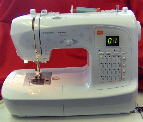 Husqvarna Viking H Class 40Q Review Sewing Insight Beauteous Viking 400 Sewing Machine Review