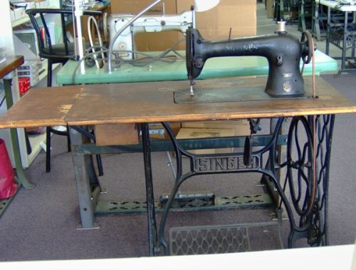 Singer 66 treadle machine