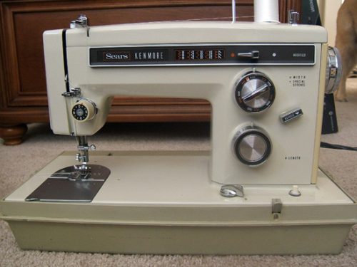 Kenmore Sewing Machine Parts Sewing Insight Mesmerizing Kenmore Sewing Machine Vintage