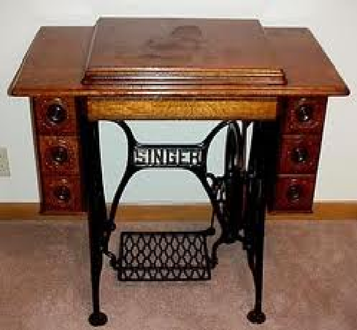 Treadle Sewing Machines Sewing Insight Classy Singer Pedal Sewing Machine