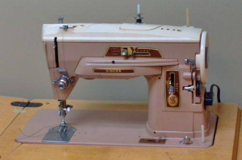 Singer 40a SlantOMatic Review Sewing Insight Custom Matic Sewing Machine