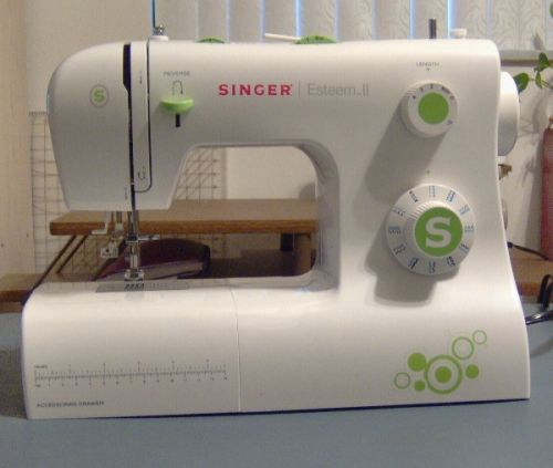 Singer Esteem II 40 Review Sewing Insight Impressive Singer Tradition Sewing Machine Reviews