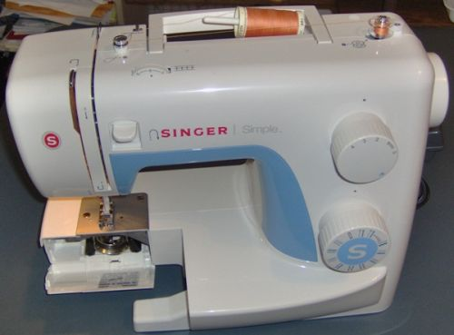Singer Simple 40 Review Sewing Insight New Singer Tradition Sewing Machine Reviews