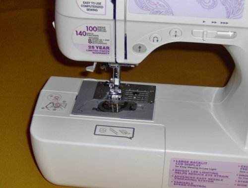 Brother SQ 40 Review Sewing Insight Stunning Brother Computerized Sewing And Quilting Machine Hc7140