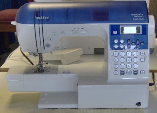 Brother NX 40Q Review Sewing Insight Interesting Nx450q Brother Sewing Machine