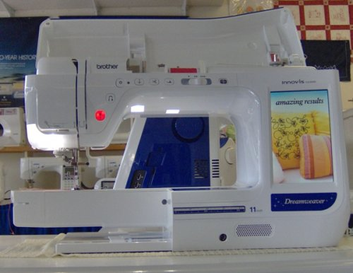 Brother dreamweaver vq 3000 review sewing insight at a glance fandeluxe Image collections