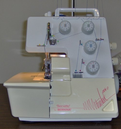 Bernina Bernette Funlock 004D Review | Sewing Insight