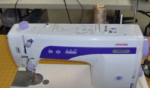 Janome 1600P Review | Sewing Insight