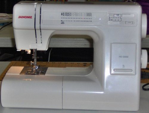 Janome HD 40 Review Sewing Insight Gorgeous Janome Hd3000 Sewing Machine