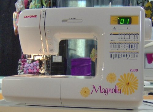 Janome Magnolia 40 Review Sewing Insight Stunning Janome Magnolia 7330 Sewing Machine