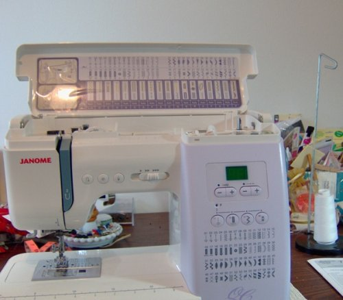 Janome QC 40 Review Sewing Insight Interesting Janome 6260qc Sewing Machine Price
