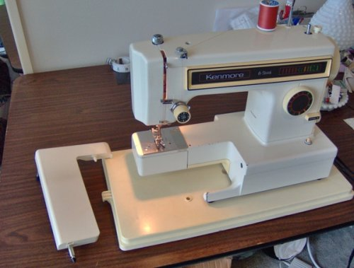 Kenmore 4040 Review Sewing Insight Custom Kenmore Sewing Machine Model 158