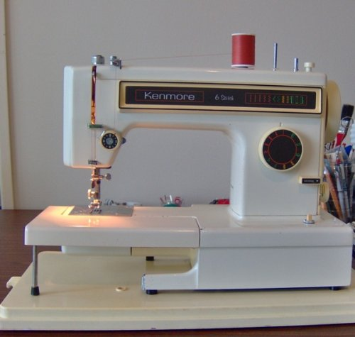 Kenmore 4040 Review Sewing Insight Impressive Kenmore Sewing Machine Model 158