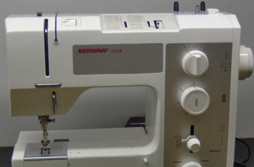 Bernina 1008 Review | Sewing Insight