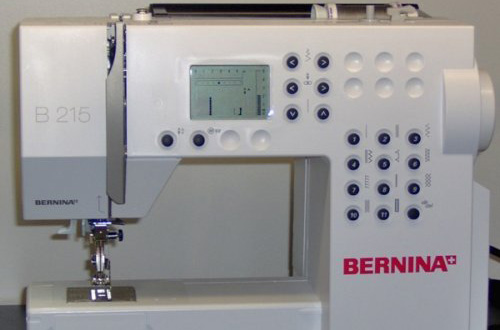 Bernina 215 Review | Sewing Insight