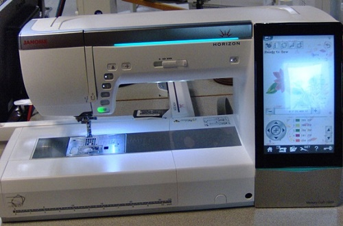 Janome Memory Craft 40 Review Sewing Insight Custom Janome Sewing Machine Prices In Pakistan