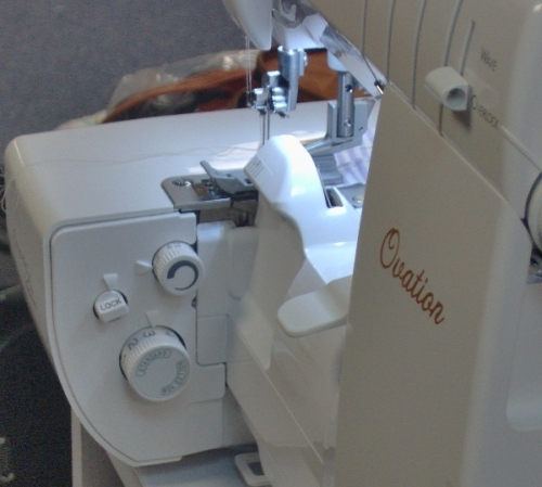 Baby Lock Ovation Review Sewing Insight Awesome Ovation Sewing Machine