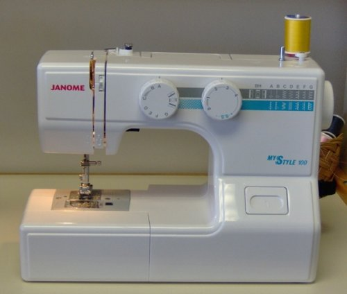 Janome My Style 100