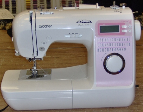 Brother Project Runway Limited Edition Innovis 40 Review Sewing Amazing Brother Project Runway 20 Stitch Sewing Machine Review