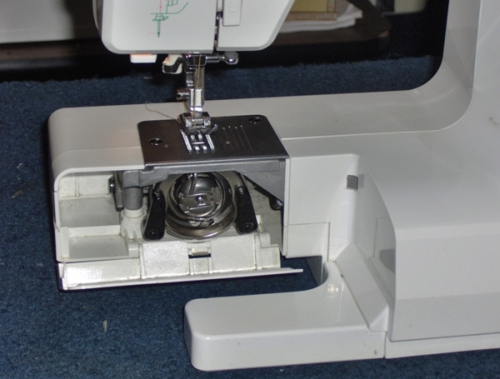 Euro Pro X Select Review Sewing Insight Gorgeous How To Thread Euro Pro Sewing Machine