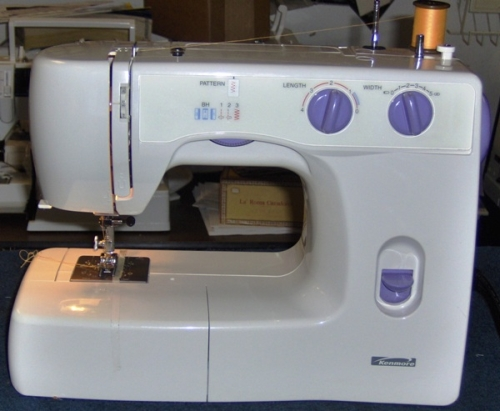 Kenmore 4040 Review Sewing Insight Interesting How To Thread Kenmore Sewing Machine 385