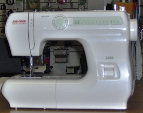 Janome-New Home 2006
