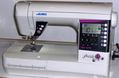 Juki HZL G40 Excite Review Sewing Insight Stunning Juki Sewing Machine Reviews