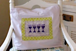 Fun Passover Pillowcase