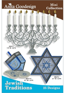 Jewish traditions front