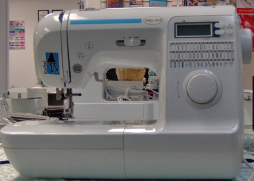 Baby Lock Rachel Review Sewing Insight Mesmerizing Babylock Sewing Machines Reviews