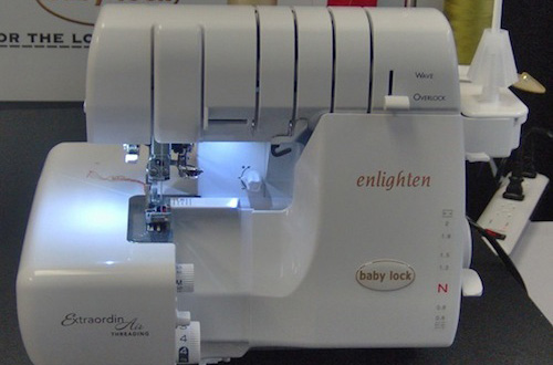 Baby Lock Enlighten Review | Sewing Insight