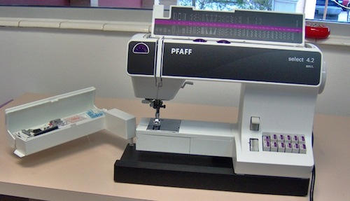 Pfaff Select 4040 Review Sewing Insight Enchanting Pfaff 1540 Sewing Machine