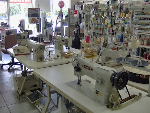 Used and completely refurbished machines are also available