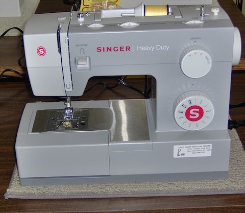 Singer Heavy Duty 40 And 40 Review Sewing Insight Custom Joann Fabrics Singer Sewing Machines