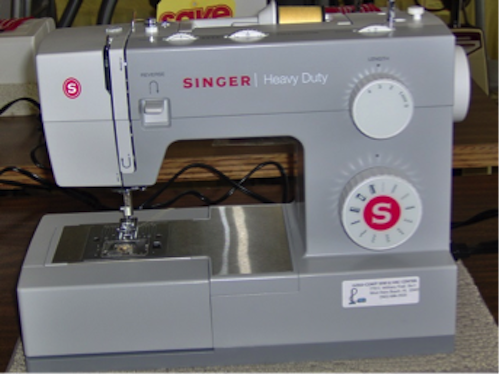 how much is a singer sewing machine
