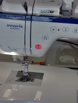 Automatic needle threading system