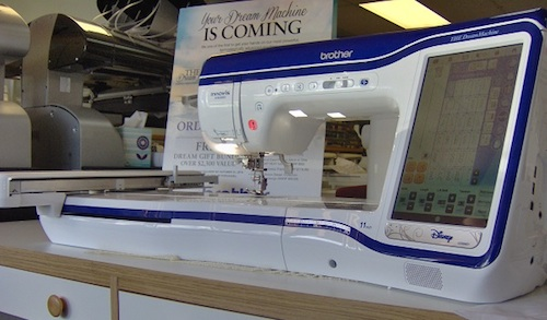 Brother Dream Machine Review Sewing Insight Extraordinary Sewing Machine Dream