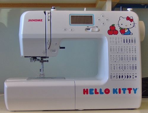 Best sewing machines of 2015 2016 sewing insight hello kitty 18750 fandeluxe Image collections