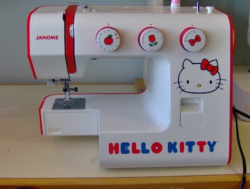 Best Sewing Machines Of 40 40 Sewing Insight Best Hello Kitty Sewing Machine Uk