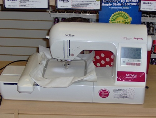 Simplicity SB 40E Review Sewing Insight Delectable Brother Sewing Machine Reviews 2014